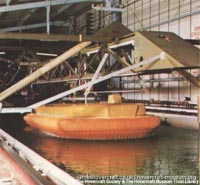 SRN4 early developmental days -   (The <a href='http://www.hovercraft-museum.org/' target='_blank'>Hovercraft Museum Trust</a>).